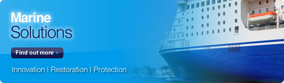 Marine Solutions - Find out more - Innovation | Restoration | Protection