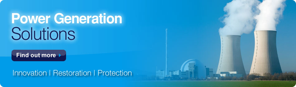 Power Generation Solutions - Find out more - Innovation | Restoration | Protection